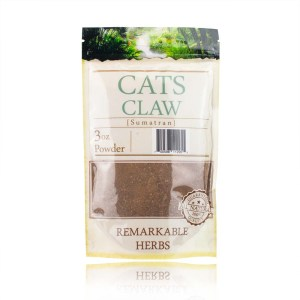 Remarkable Herbs Cats Claw 3oz