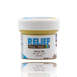 Steve's Goods Relief hemp Balm