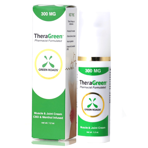 Green Roads CBD Topical Cream & Lotion