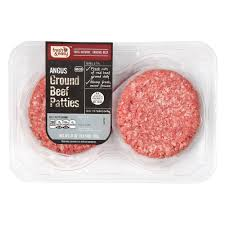 Angus Ground Beef 13 lb Patties 95 Lean 2 ct Fresh 1