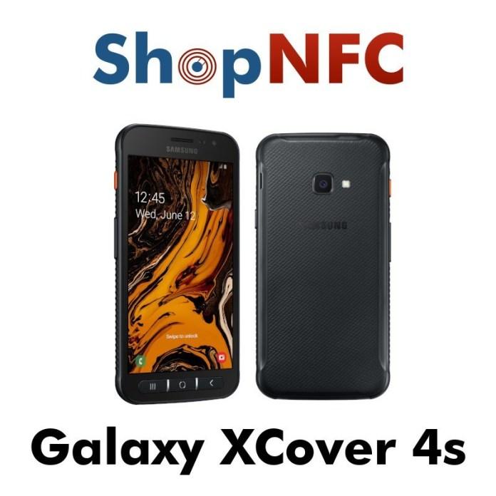 Samsung Galaxy Xcover 4s Enterprise Edition Shop Nfc