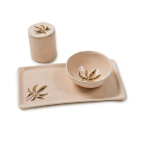Jacquie Aiche x Sweetleaf Ceramic Set