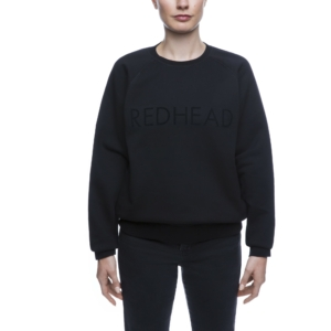 NK X Brunette The Label Sweatshirt- redhead