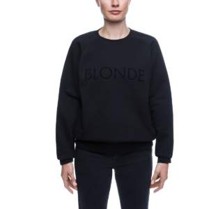 NK X Brunette The Label Sweatshirt- Blonde