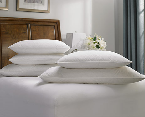 Feather  Down Pillow  Noble House Home  Gift Collection