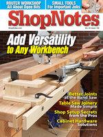 Shop Notes Magazine