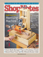Shop Notes Volume 23 Issue 137