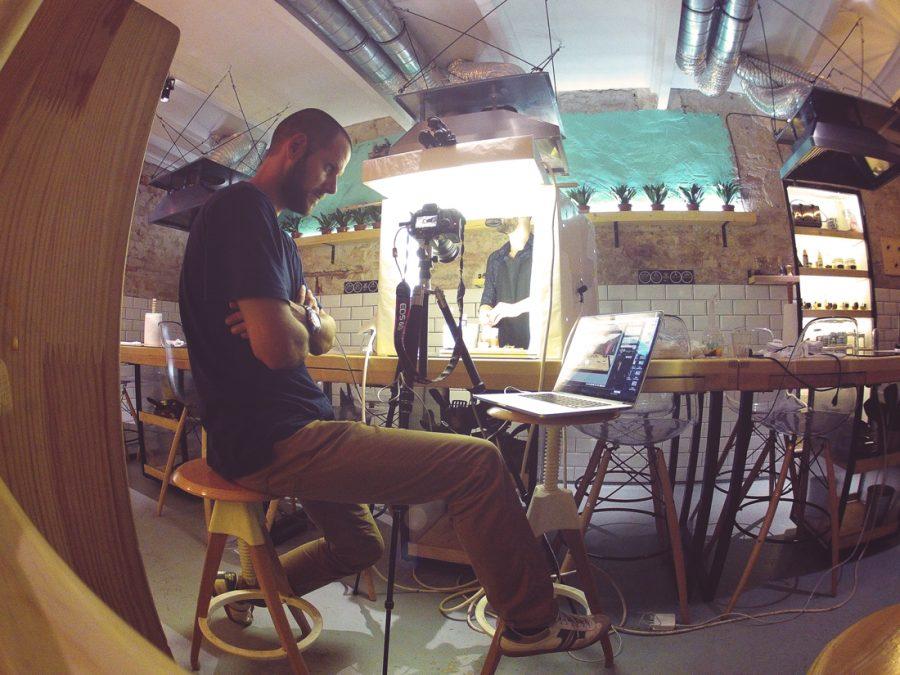 Céges videó készítése Budapest Makery