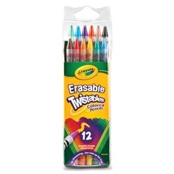 crayola color pencils # 65