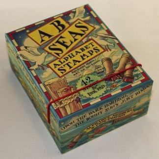 Alphabet Stamp Toy Kit