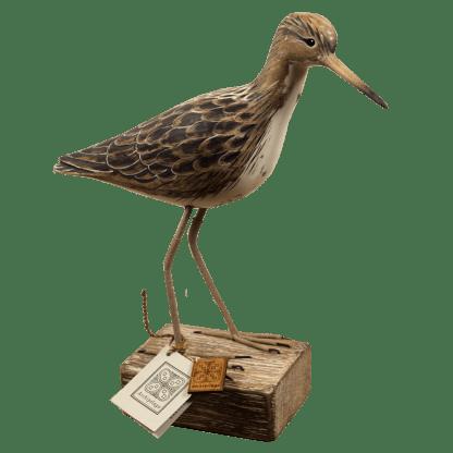 Ruff Archipelago Bird Sculpture