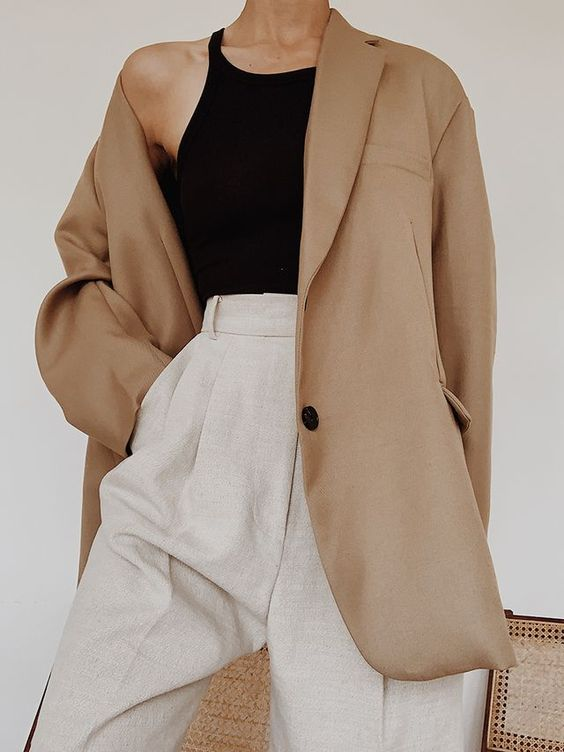 Nude tinten neutrals outfit