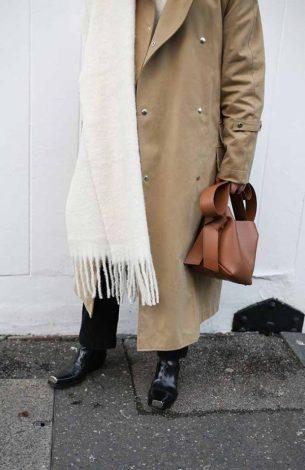 Winter sjaals wollen sjaal