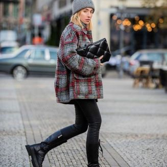 Trending Combat Shoes Street Style