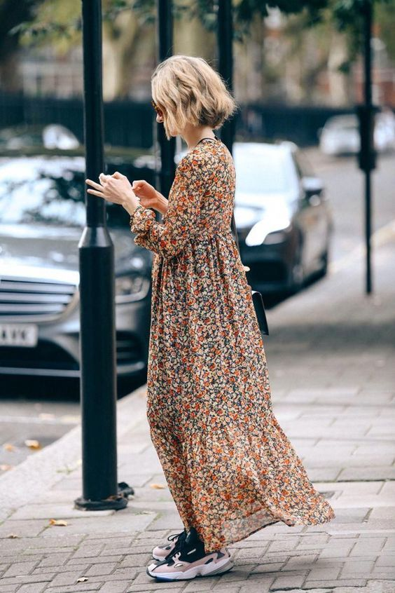 Spring dress outfit inspiration
