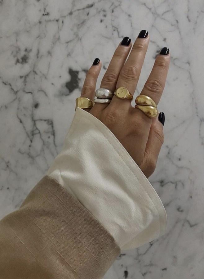 Goud en zilver dragen