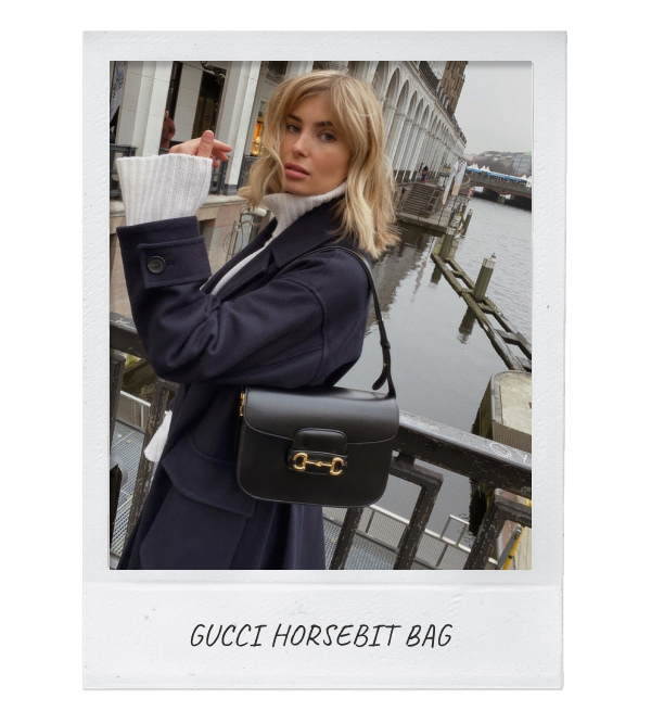 Designertassen Gucci Horsebit bag