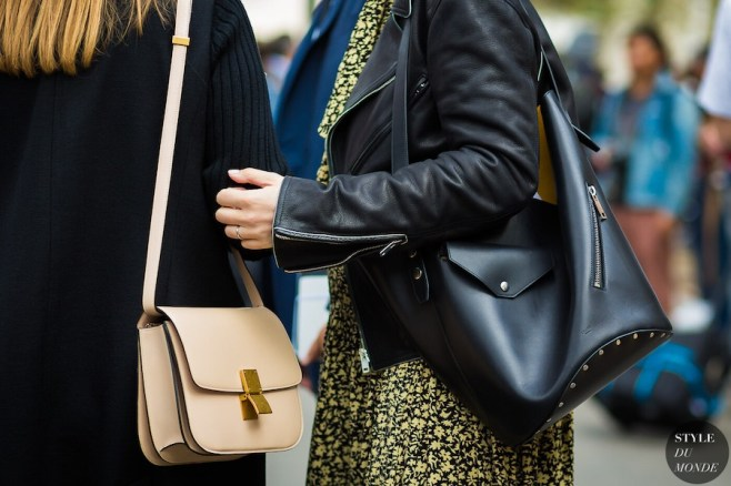 Bag trends street style