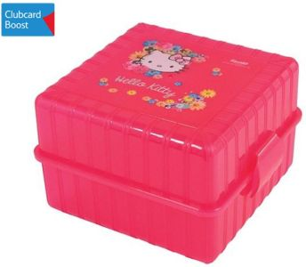 hello kitty sandwich box clubcard boost
