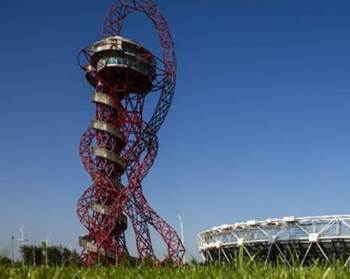 how to redeem clubcard vouchers at the arcelor mittal orbit