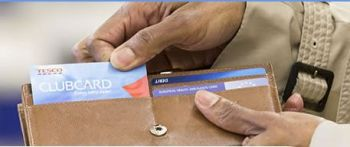 tesco clubcard wallet