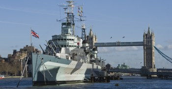 hms belfast tesco clubcard redemption ticket voucher