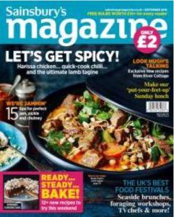 sainsburys magazine 1000 nectar points subscription