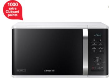samsung-mocrowave-1000-clubcard-points-tesco
