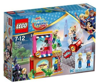 harley quinn super hero lego extra clubcard points