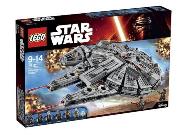 millenium falcon star wars tesco extra clubcard points