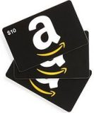 Amazon _Amazon.com Black Gift Card