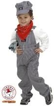 Halloween Wholesale Costumes -Junior Train Engineer