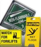 OSHA regulatory Compliance -Safety Signs