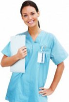 Physical Therapy Aide _womanprofile_ed2go Online Course