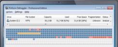 Defraggler _Defragmentation _Piriform Defraggler Professional-screen