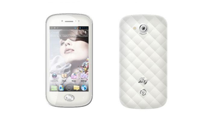 girly smartphone