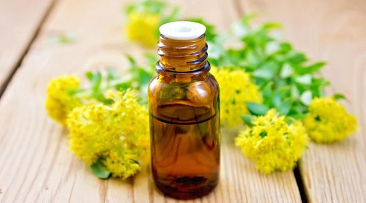 herbal oil for treating scalp problem