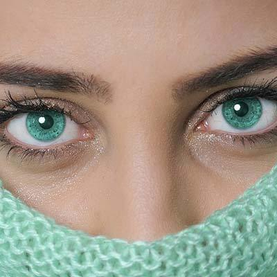 Top 10 countries with most beautiful eyes in the world - Eye colors and personalities