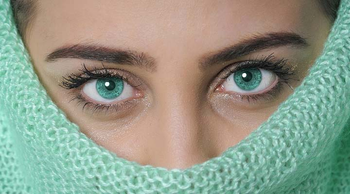 Top 10 countries with most beautiful eyes in the world – Eye colors and personalities