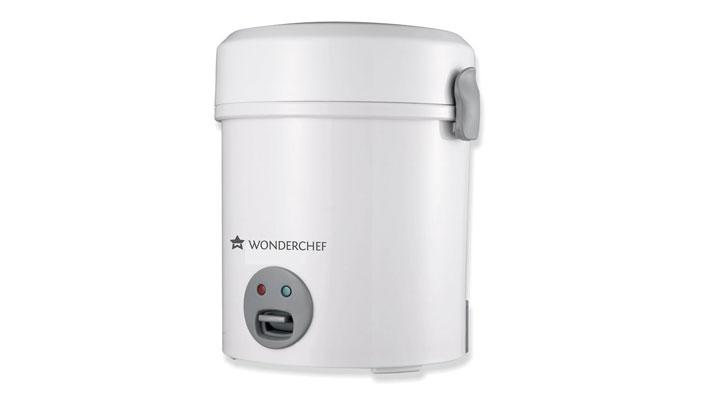 best electric rice cooker Wonderchef Mini rice cooker