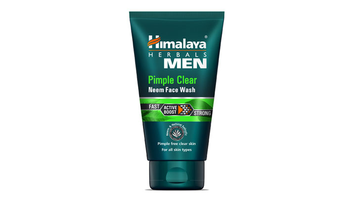 best pimple face wash