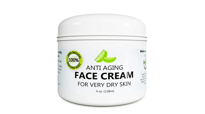 best unisex anti aging cream for men and women
