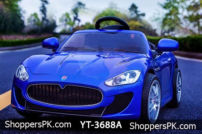Buy Kids Rechargedable Ride On Toy Car Maserati Yt3688