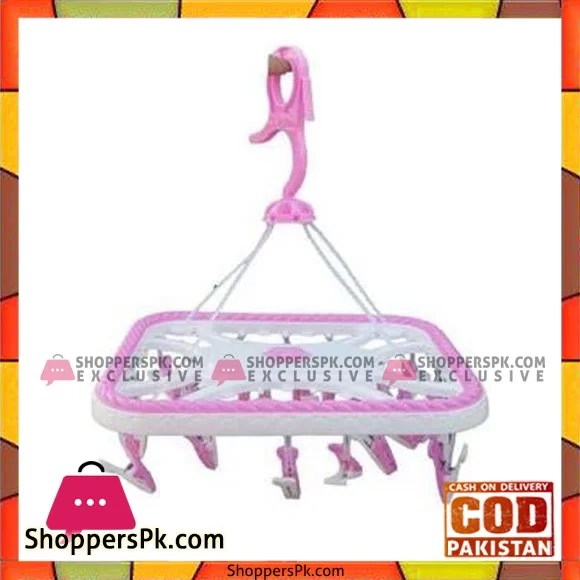 baby cloth hanger with