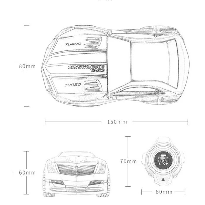 Buy Voice Control Smart Watch Car for Kids at Best Price