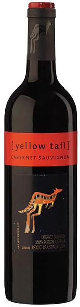 Yellow Tail Cabernet Sauvignon 2017 Shoppers Vineyard