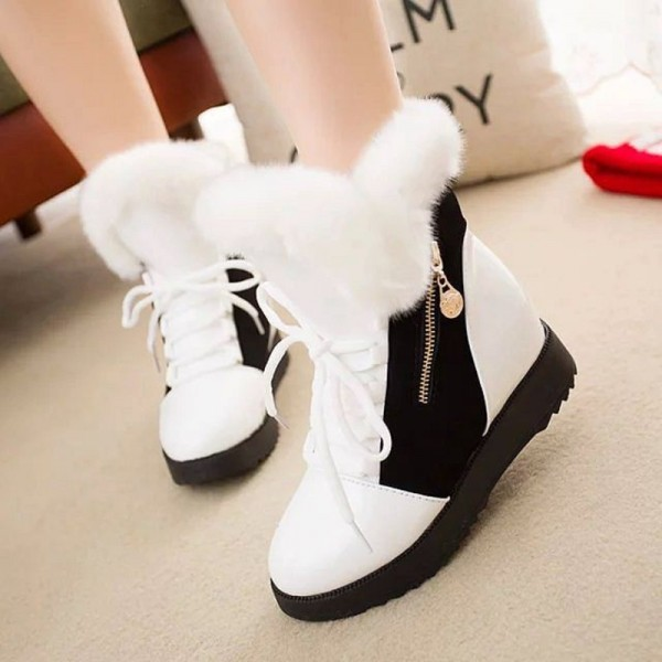 Buy Women Autumn Winter Ankle Boots Winter Shoes Woman