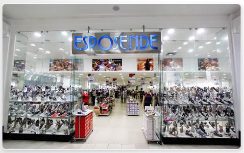 Esposende  Lojas  Shopping Guararapes