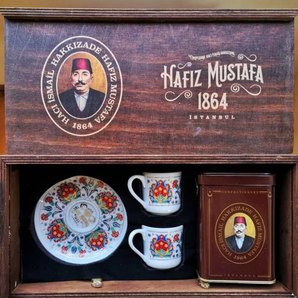 طقم فنجان حافظ مصطفى