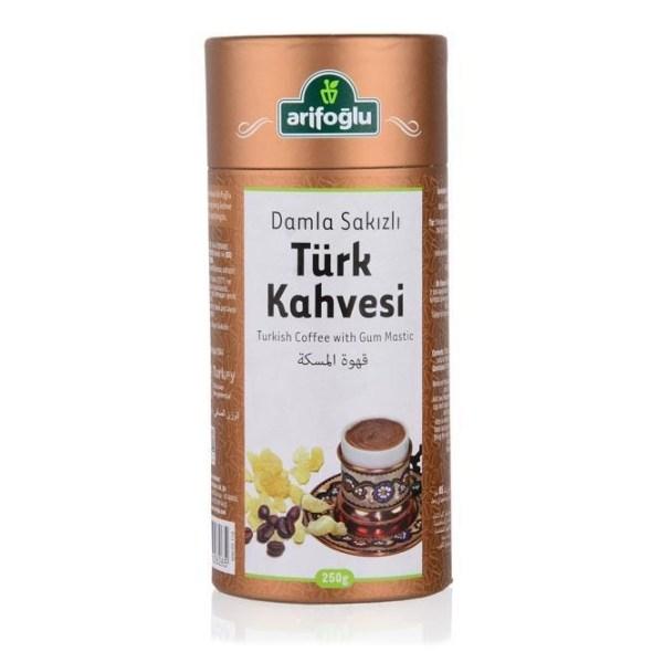 قهوة تركية بالمستكة 250 غ